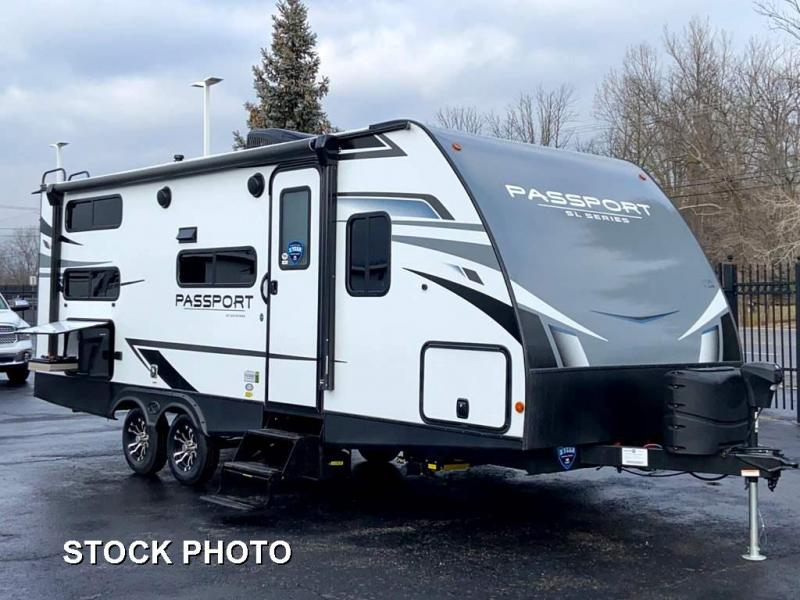 2021 Keystone RV PASSPORT SL SERIES 221BH