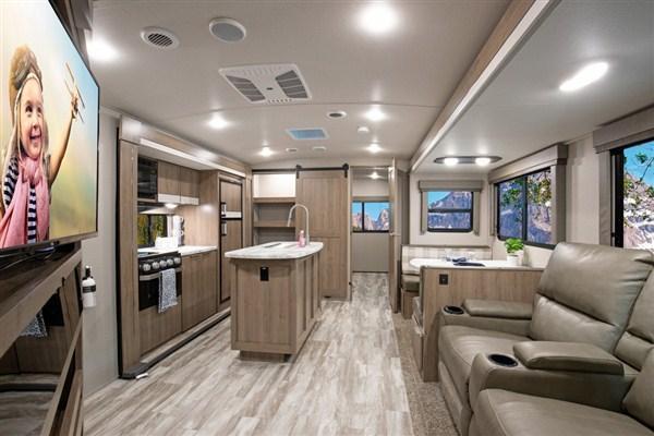 2021 Grand Design RV IMAGINE 3250BH