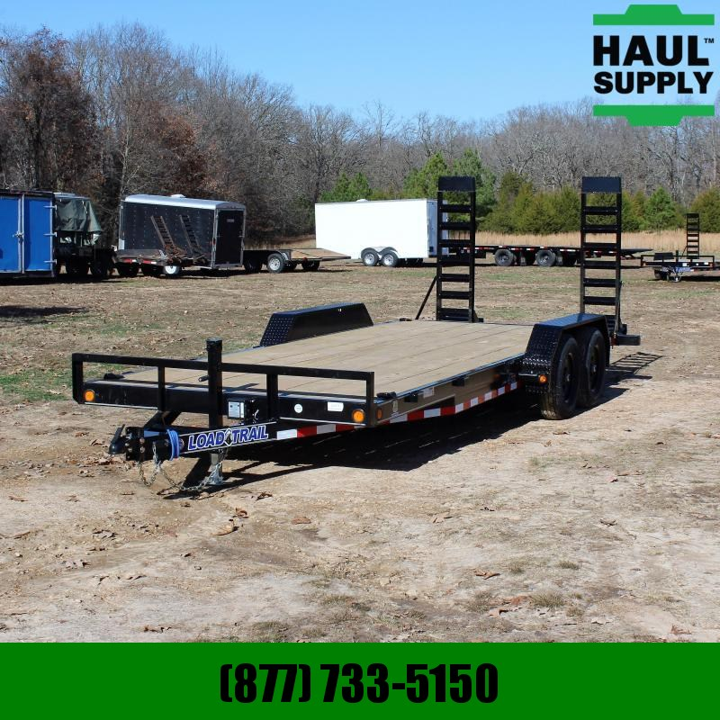 Load Trail 83X20 10K CARHAULER/EQUIPMENT TRAILER