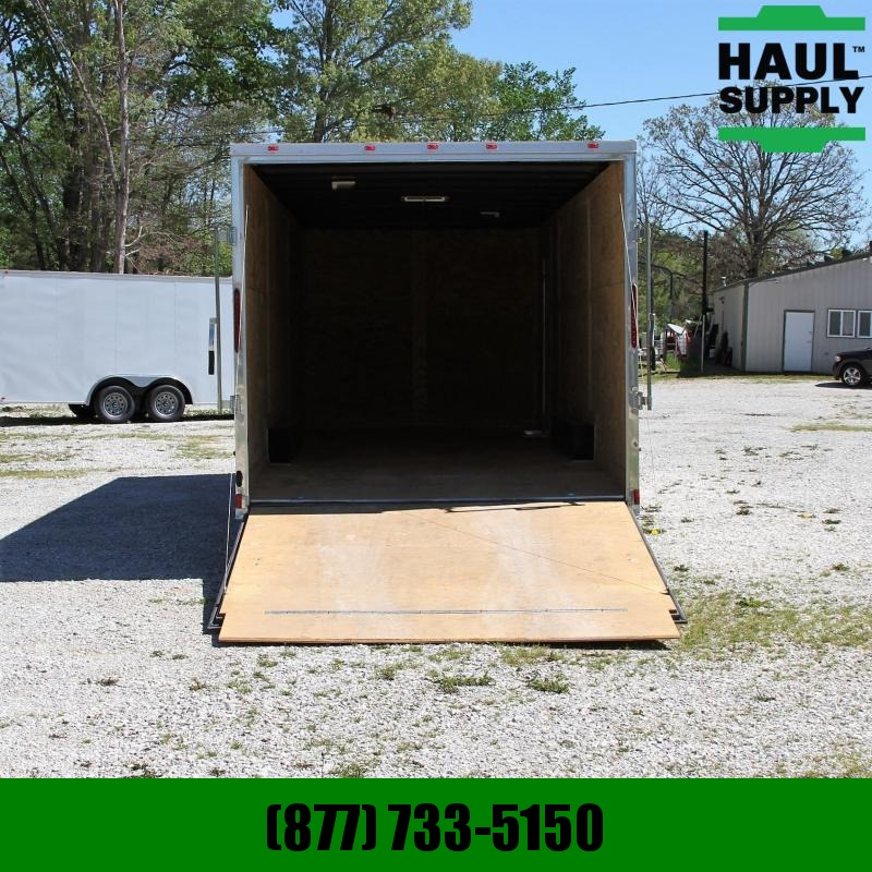Cynergy Cargo 8.5X24 V-NOSE 10K XT ENCLOSED CAR HAULER