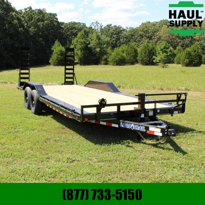 Load Trail 102X22 14K HD CARHAULER DRIVE-OVER FENDER