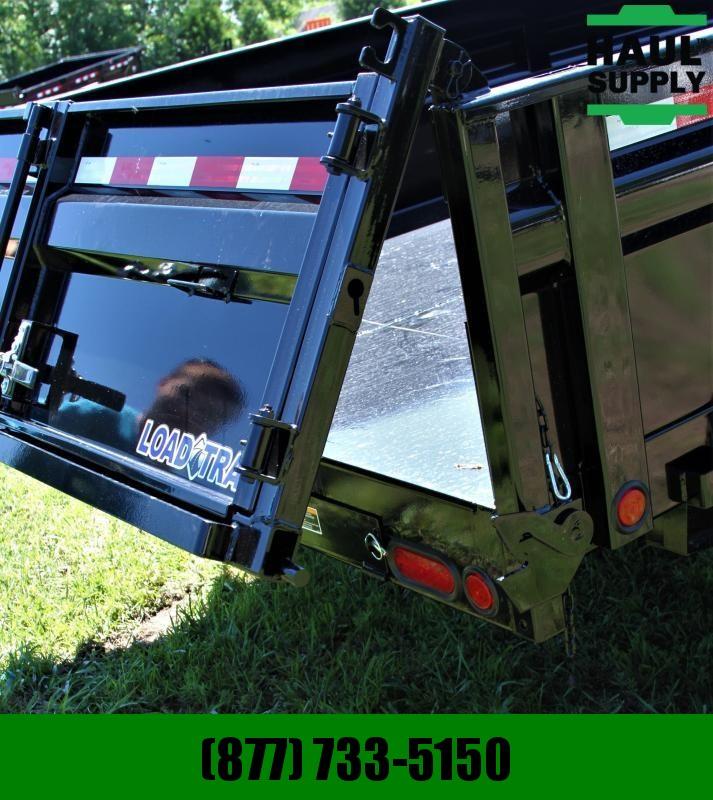 Load Trail 83X14 14K DUMP TRAILER 16IN CROSSMEMBERS