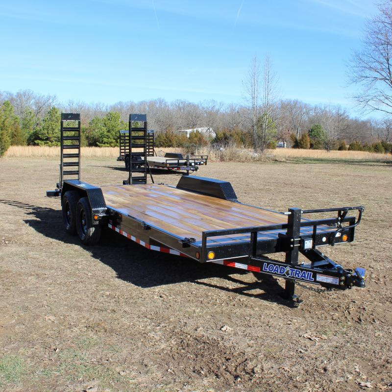Load Trail 83X20 14K CHANNEL FRAME MAX RAMPS