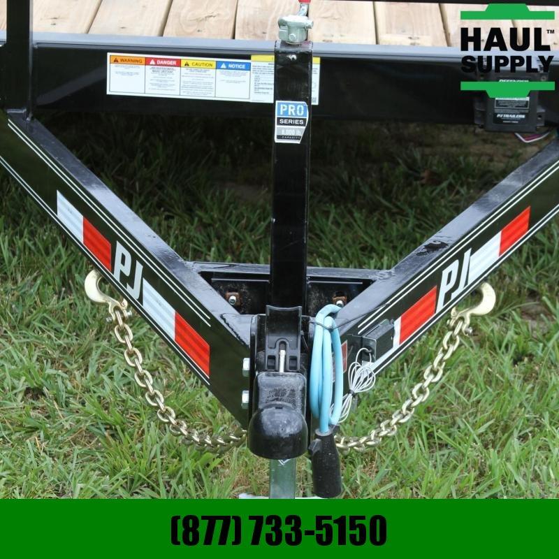 PJ Trailers 102X16 10K Buggy Hauler Equipment Trailer