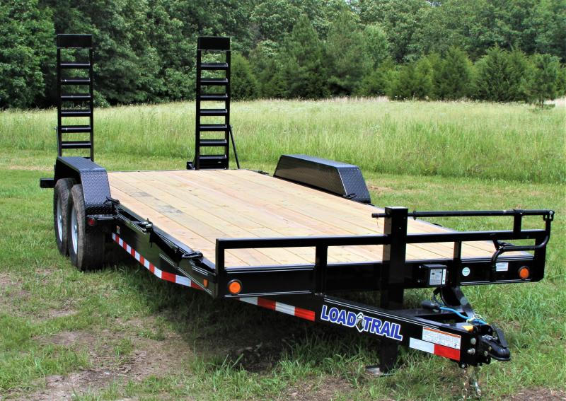 Load Trail 83X20 14K EQUIPMENT TRAILER 6IN CHANNEL F
