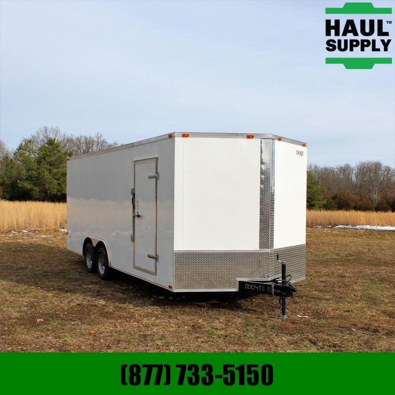 Cynergy Cargo 8.5X20 7K XT V-NOSE ENCLOSED CAR HAULER R