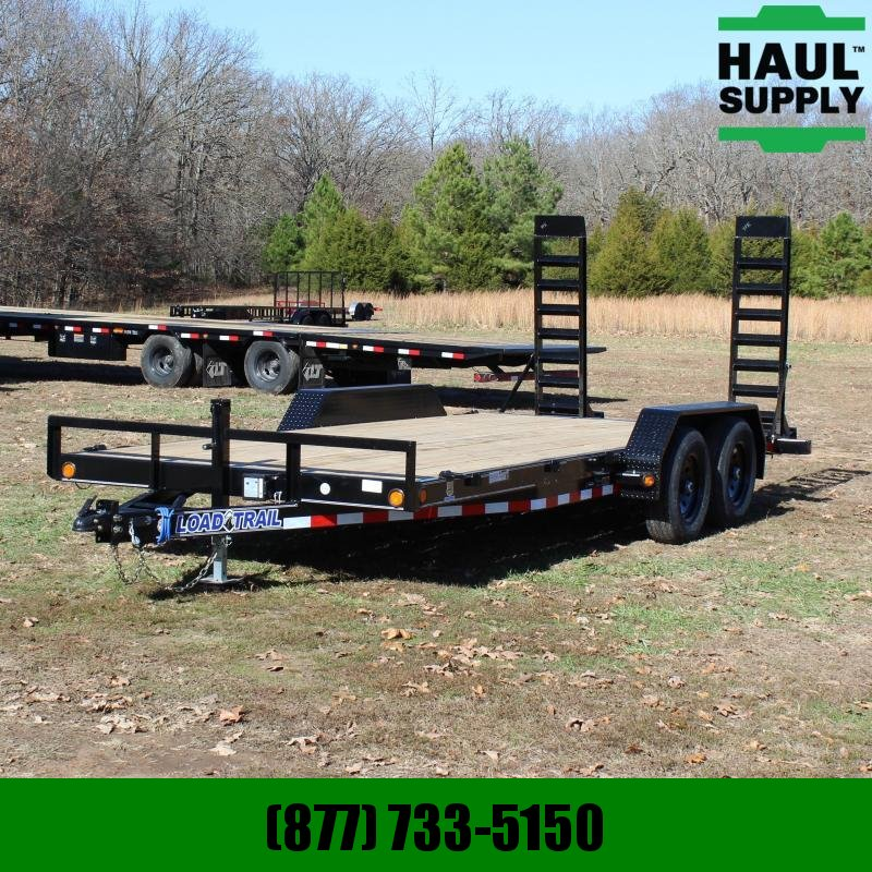 Load Trail 83X18 10K EQUIPMENT TRAILER CHNL FRAME