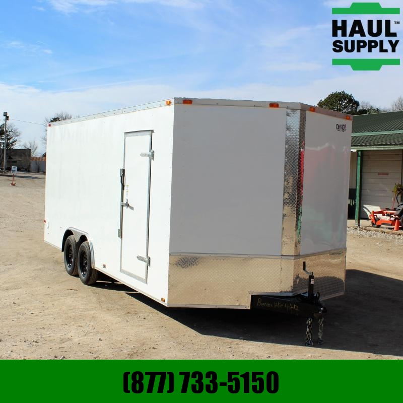 Cynergy Cargo 8.5X20 7K XT  V-NOSE ENCLOSED CAR HAULER