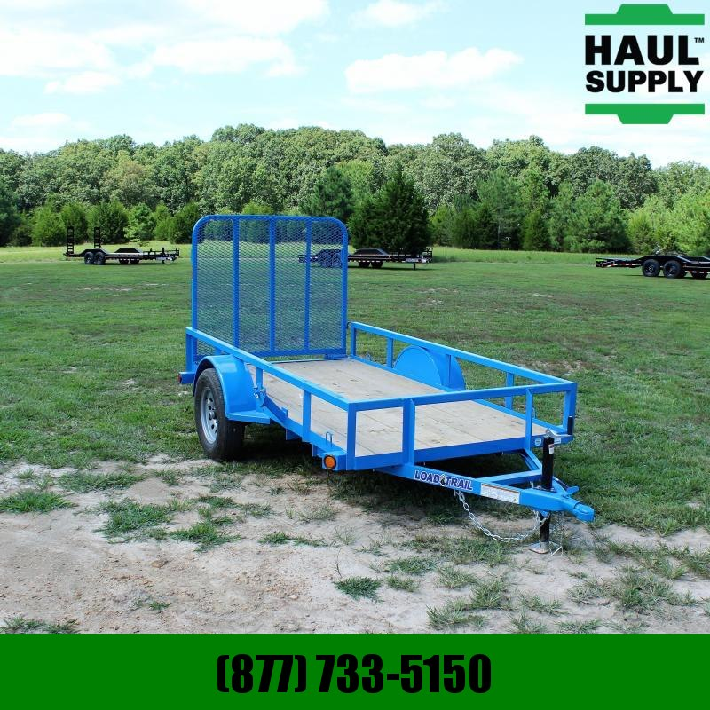 Load Trail 60X10 UTILITY TRAILER TREATED WOOF FLOOR