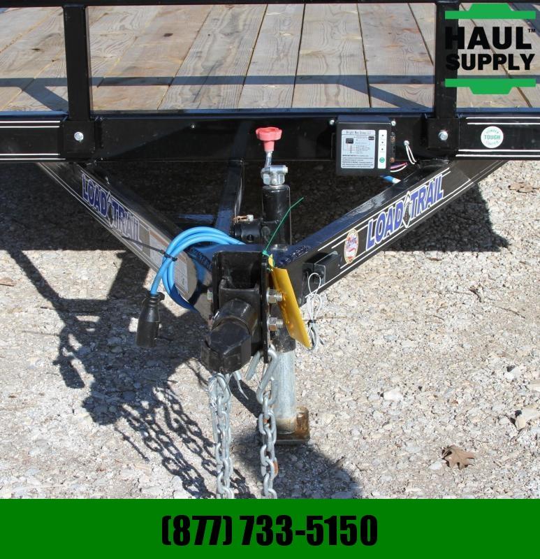 Load Trail 83X16 7K UTILITY TRAILER 4FT FOLD IN GATE