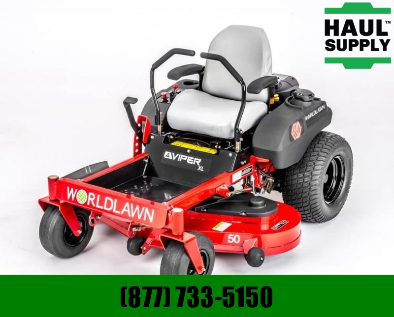 "World Lawn 60""11GA DECK VIPER 23H KAWA ENGINE"