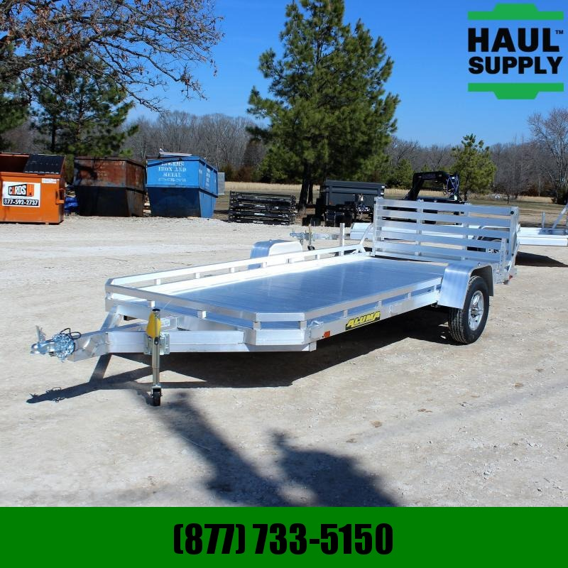Aluma 78X14 UTILITY TRAILER RUST PROOF BIFOLD T
