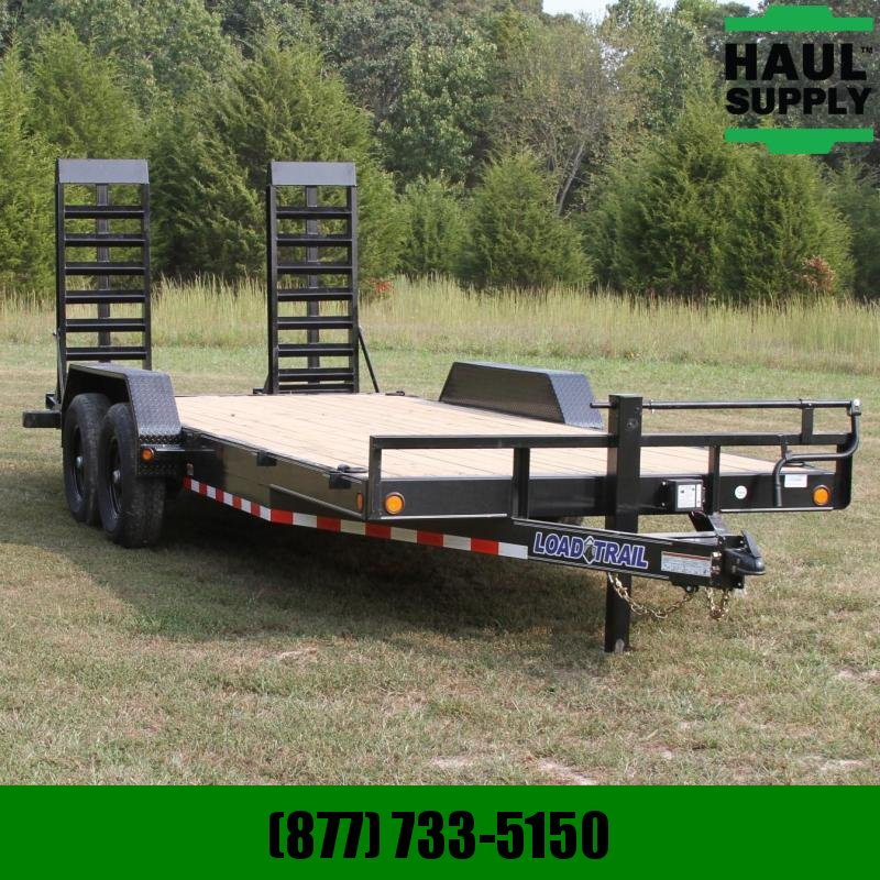 Load Trail 83X20 14K EQUIPMENT 6IN CHANNEL FRAME 5X2