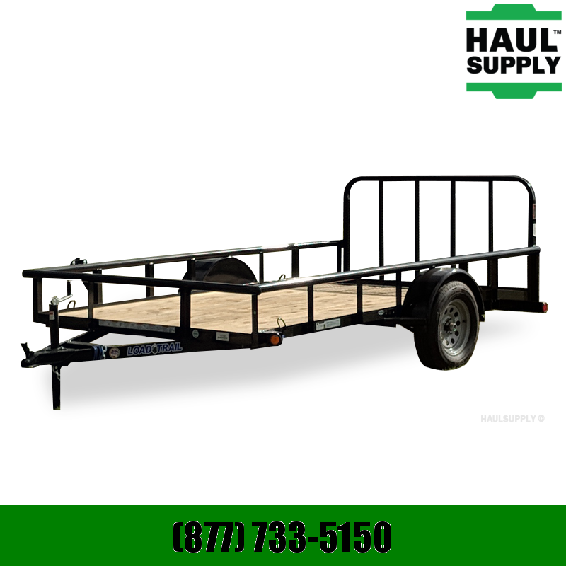 Load Trail 77X12 UTILITY TRAILER 4FT FOLD IN GATE TR
