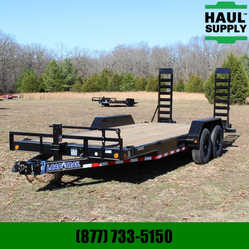Load Trail 83X20 10K EQUIPMENT TRAILER DEXTERS DOVE+