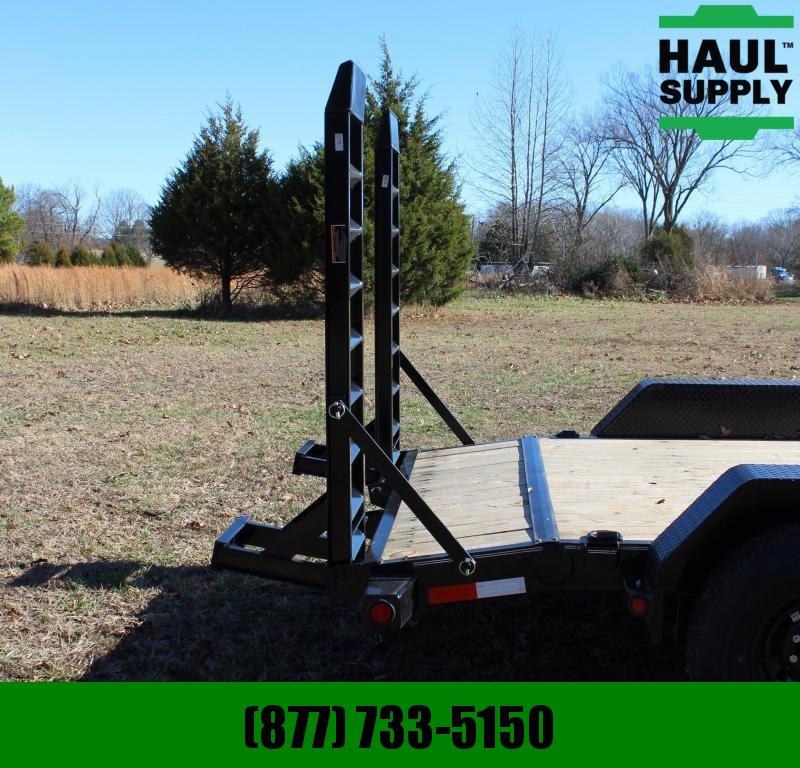 Load Trail 83X16 14K EQUIPMENT TRAILER