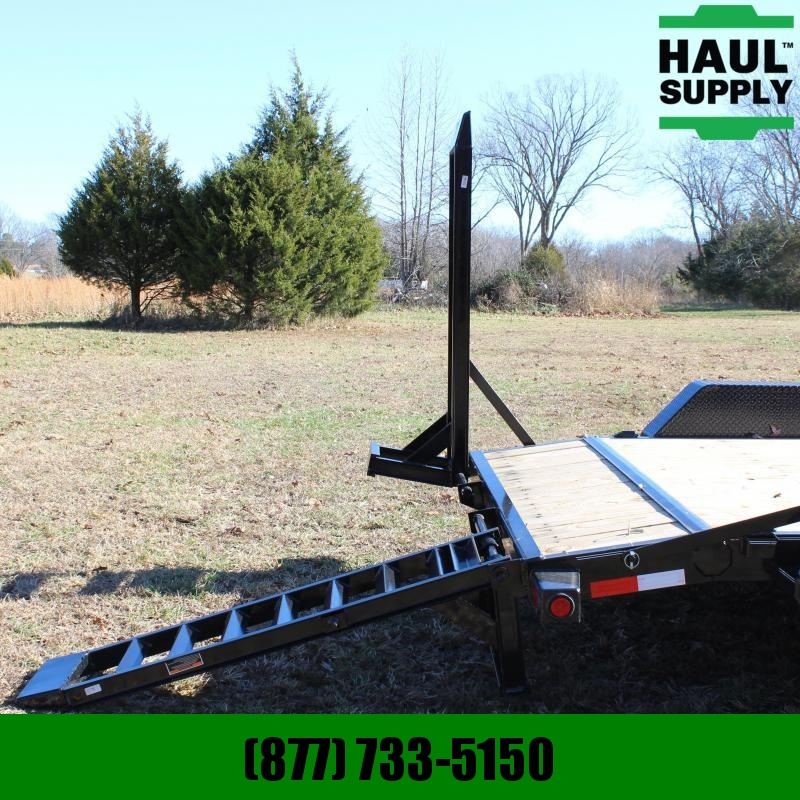 Load Trail 83X16 14K EQUIPMENT TRAILER