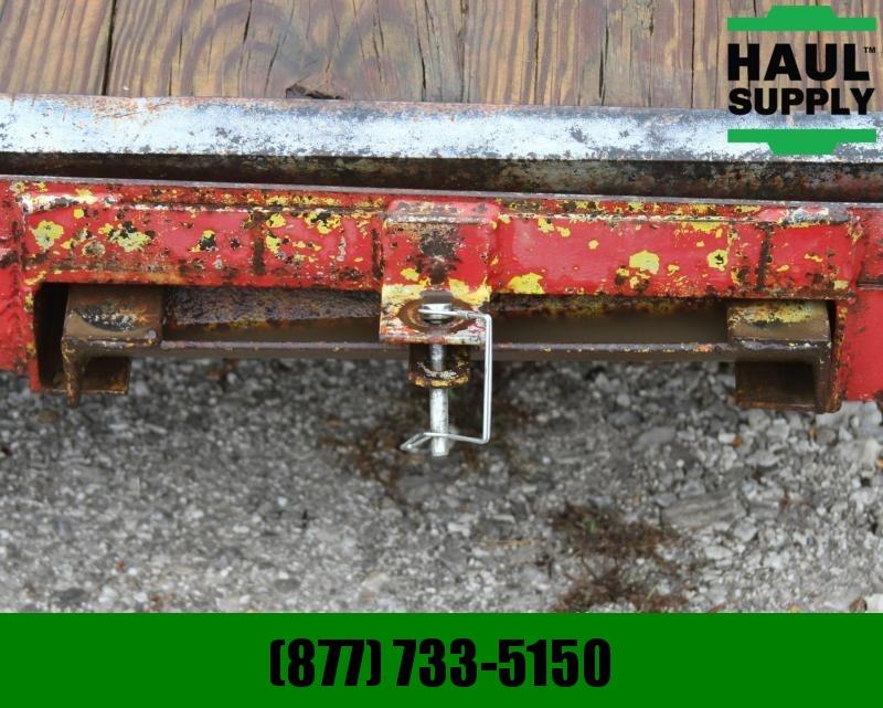 Homemade 83X18 7K CARHAULER W/ DOVE