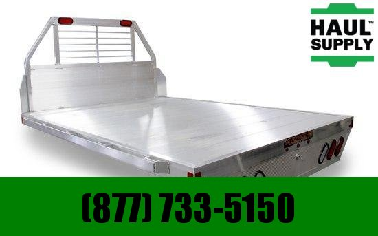 Aluma 81INX96IN ALUMINUM TRUCK BED