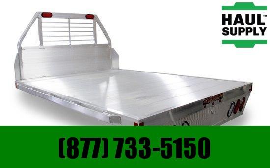 Aluma 81INX96IN ALUMINUM TRUCK BED