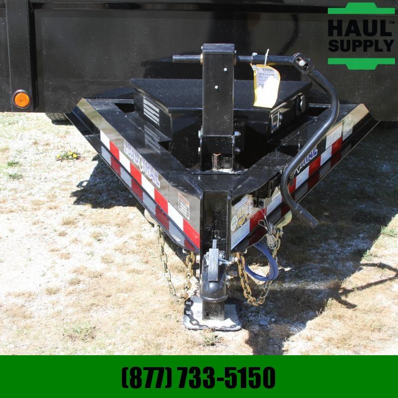 Load Trail 83X14 14K DUMP TRAILER 2 ELECTRIC BRAKES