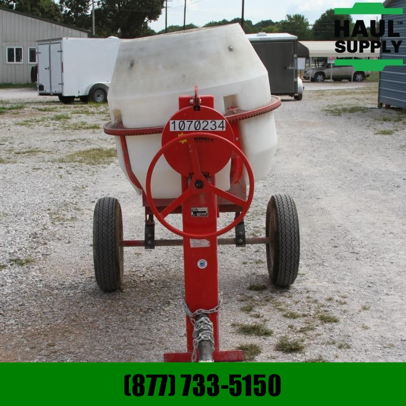 Other MULTIQUIP INC MC94PH8 CONCRETE MIXER