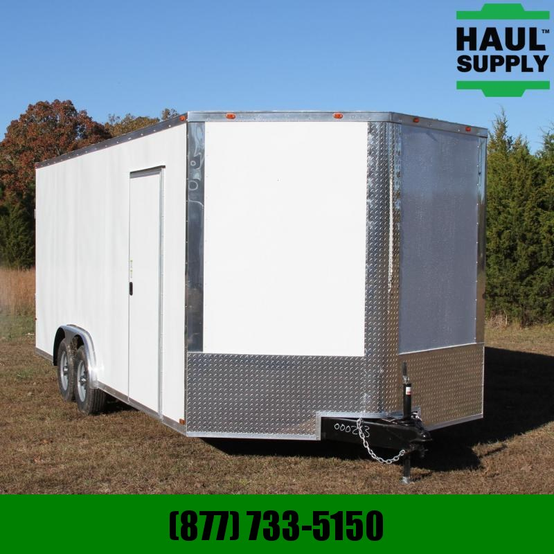 Cynergy Cargo 8.5X20 10K XT V-nose Enclosed Car Hauler