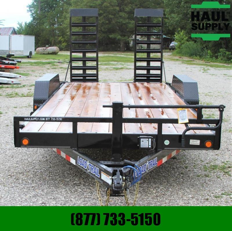 Load Trail 83X20 14K EQUIPMENT TRAILER DOVE CHANNEL