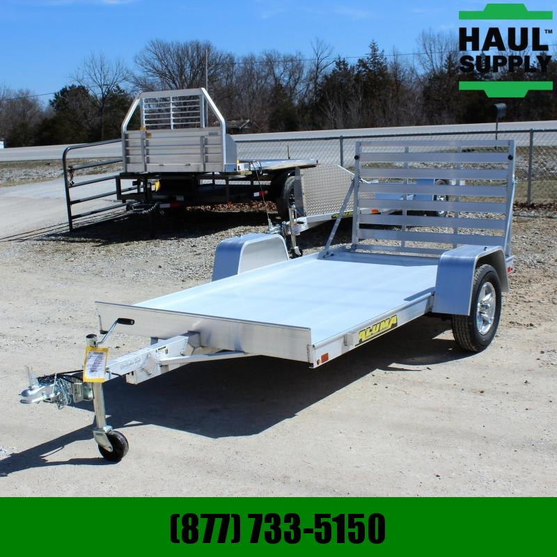 Aluma 63X10 NO RUST FRAME TORSION AXLE STRAIGHT