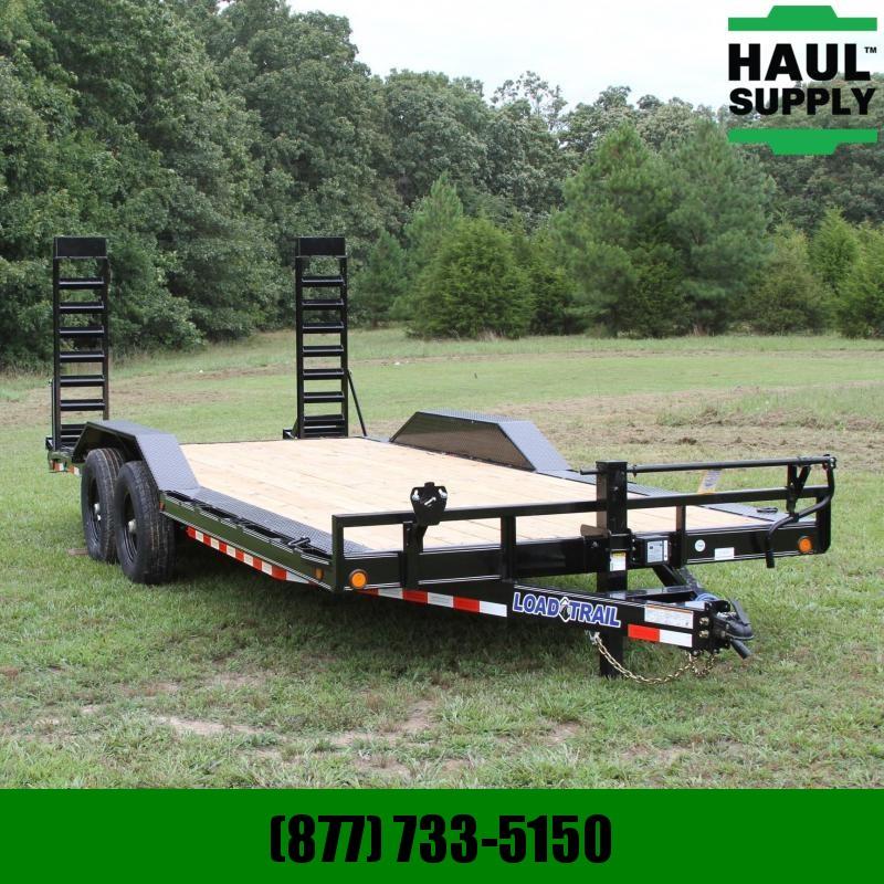 Load Trail 102X20 14K EQUIPMENT TRAILER DRIVEOVER FE