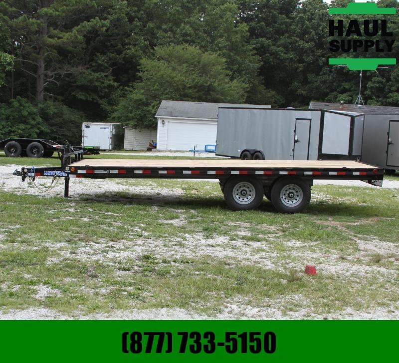 Load Trail 102X20 14K EQUIPMENT TRAILER DECK-OVER PI