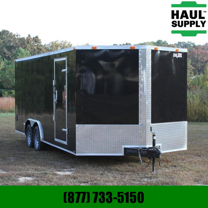 Cynergy Cargo 8.5X20 7K V-NOSE ENCLOSED CAR HAULER R