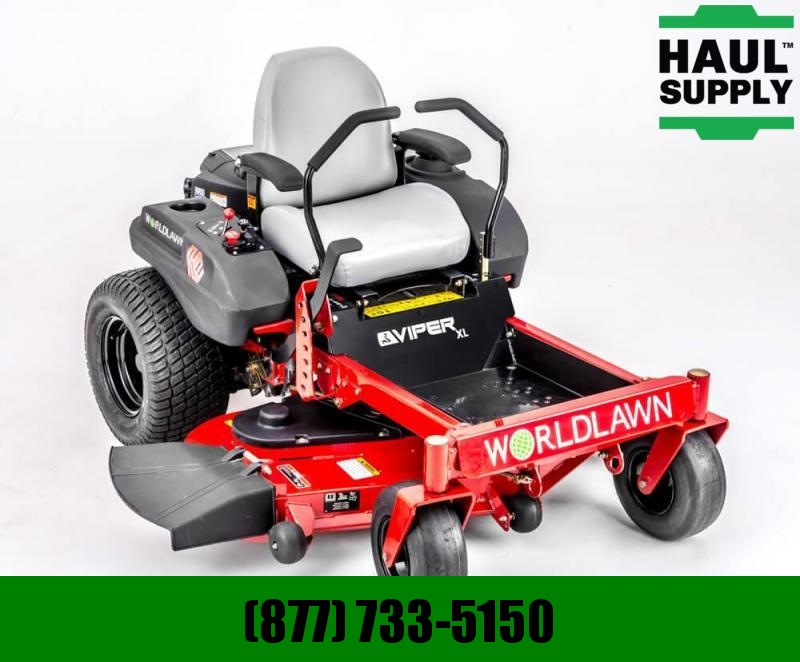 "World Lawn 46"" VIPER 11GA DECK 21.5HP KAW ON SALE"