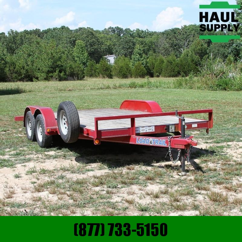 Load Trail 83X16 7K FLATBED UTILITY LOAD TRAIL