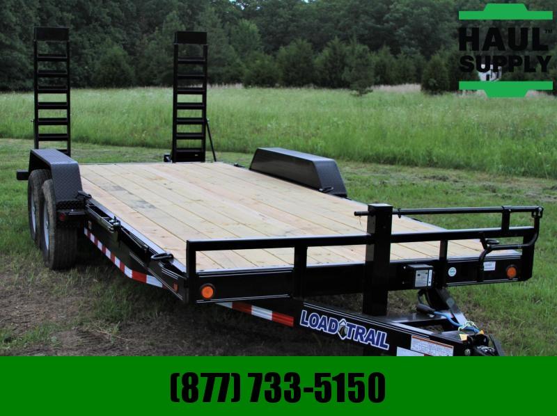 "Load Trail 83X20 14K EQUIPMENT TRAILER 6""CHANNEL FRA"