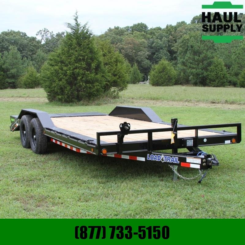 Load Trail 102X20 10K CARHAULER MAX RAMPS W/DOVE 24I