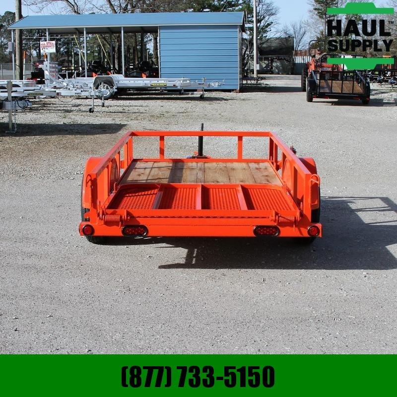 Load Trail 60X10 UTILITY  TRAILER 4FT FOLD IN GATE T