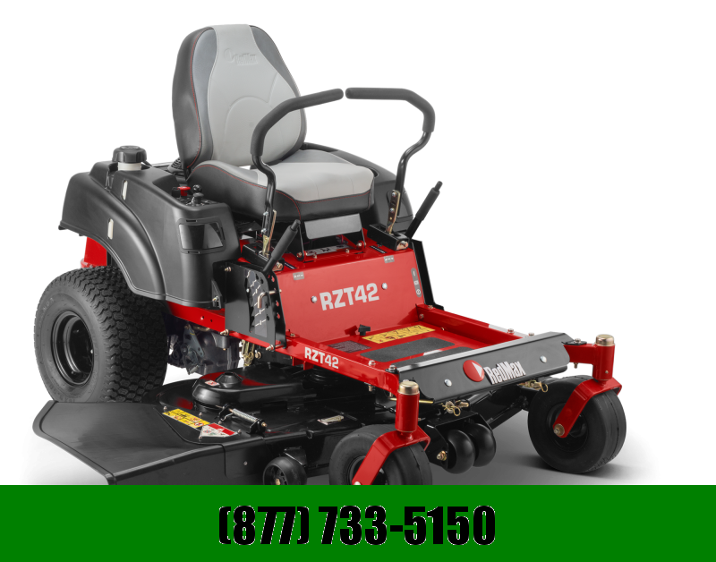 "Red Max 42"" 10GA/FAB DECK REDMAX ZERO TURN MOWER"
