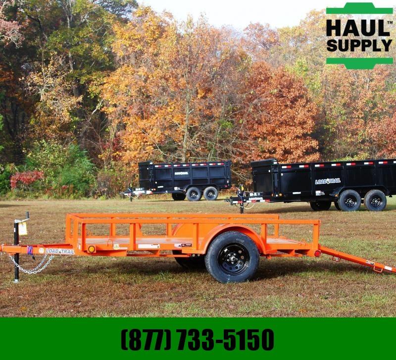 Load Trail 60X10 Utility Single Dexter Spring Axle S