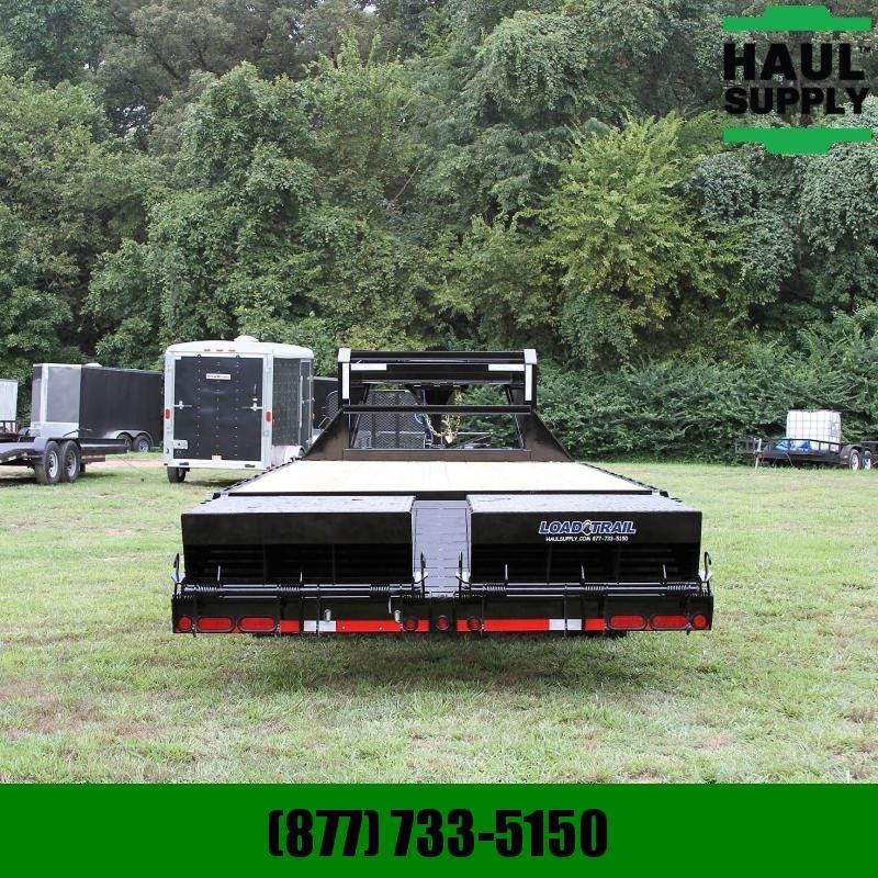 Load Trail 102X25 14K HEAVY DUTY GOOSENECK MAX RAMPS