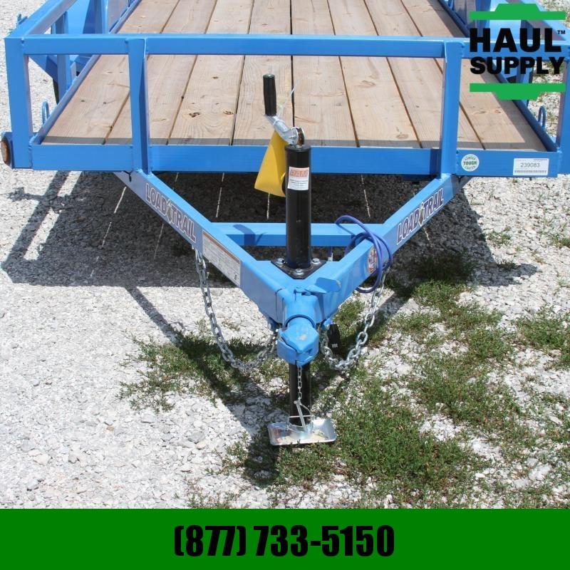 Load Trail 60X10 UTILITY  TRAILER 4FT FOLD IN GATE