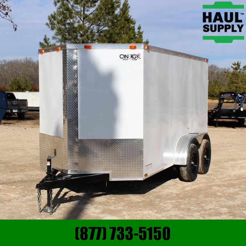 Cynergy Cargo 6X12 7K V-NOSE CARGO TRAILER ROOF VENT RE