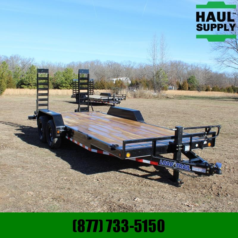 Load Trail 83X20 14K EQUIPMENT TRAILER DOVETAIL CHAN