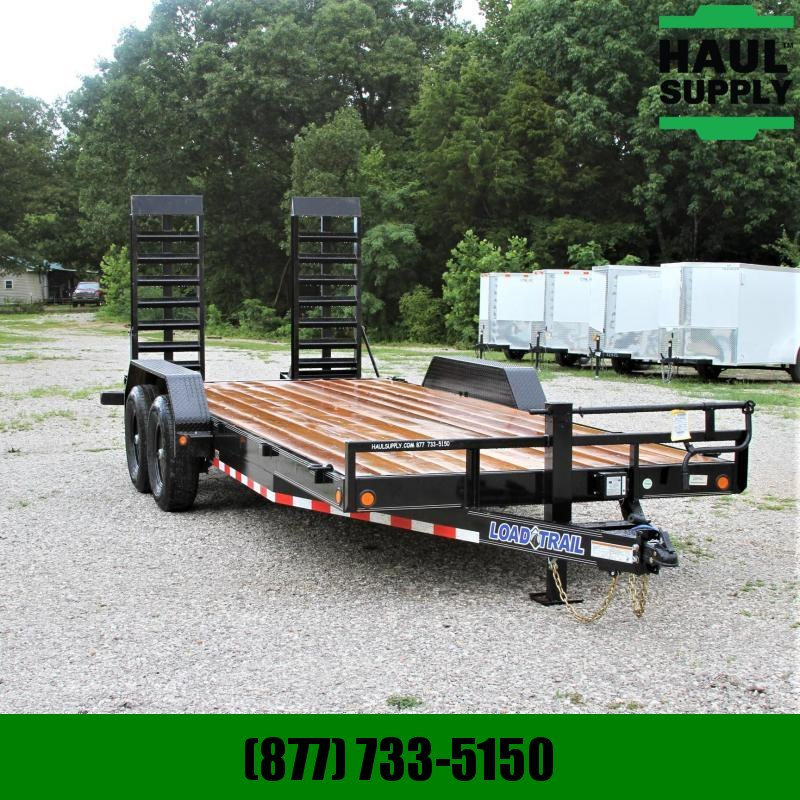 Load Trail 83X20 14K EQUIPMENT TRAILER DOVE CHANNEL