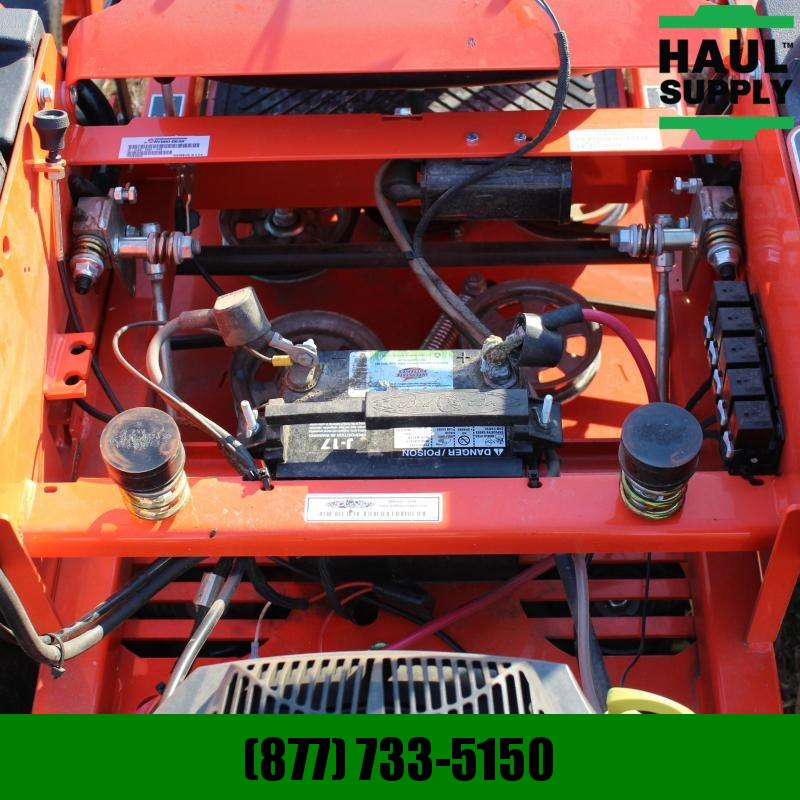 "Bad Boy USED MAGNUM 54"" 7GA DECK 25HP 725CC KOHLE"