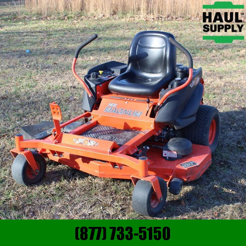 "Big Dog Mower Co USED MAGNUM 54"" 7GA DECK 25HP 725CC KOHLE"
