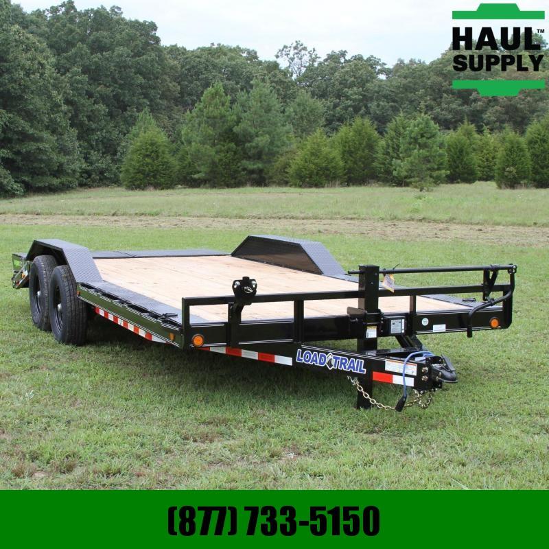 Load Trail 102X20 14K CARHAULER MAX RAMPS DRIVE OVER