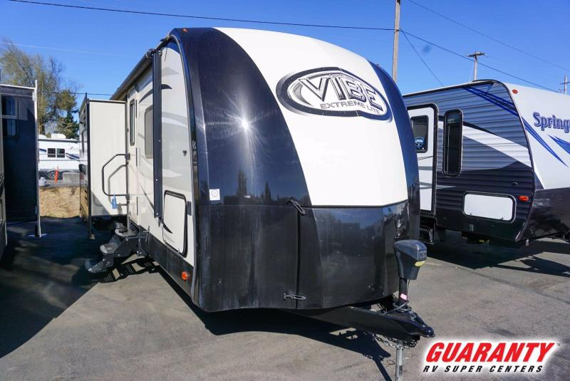2016 Forest River Vibe 279RBS - Guaranty RV Trailer and Van Center - PT3846