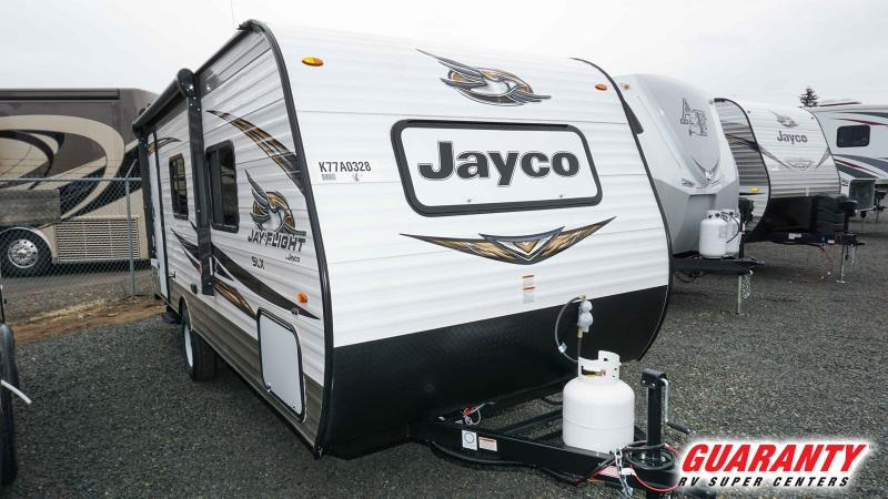 2019 Jayco Jay Flight Slx 7 195RB - Guaranty RV Trailer and Van Center - T40110