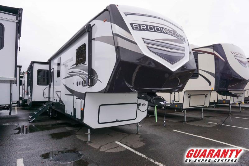 2020 Coachmen Brookstone 398MBL - Guaranty RV Fifth Wheels - T41233